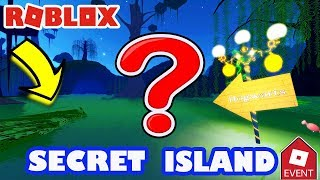 [EVENT] HOW TO FIND THE SECRET ISLAND   2018 Roblox Halloween Event - Sinister Swamp