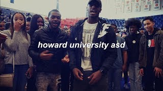 HOWARD UNIVERSITY ASD 2018 #HU22