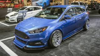Cars Riviews: Ford hatchbacks for SEMA