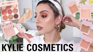 Testing Kylie Cosmetics Products!