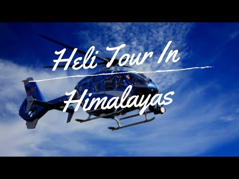 Helicopter Tours in Nepal-Himalayas Heli Ride