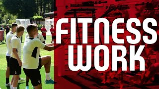 Training | Fitness Work at Milanello