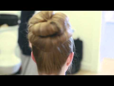 Wedding Hairstyles for Long Haired Brides & Flower Girls Video from Drybar - mywedding.com