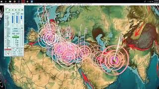 12/16/2017 -- New Deep Earthquake event underway -- Large EQ activity coming -- Be ready