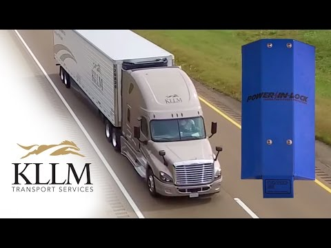 Power In-Lock Cargo Anti-Theft Protection - KLLM Transport