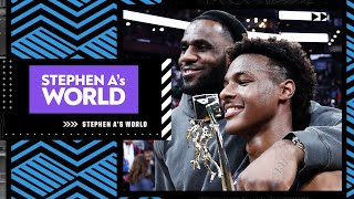 Stephen A.'s TOP 5️⃣ fatherly sports moments   Stephen A.'s World