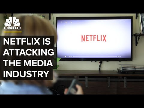 Netflix Shakes Up Disney And Other Media Companies | CNBC