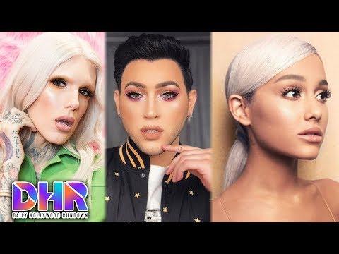 Jeffree Star SHADES Manny MUA?! - Ariana Grande Puts HIDDEN Tribute on 'Sweetener' Album! (DHR)