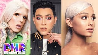Jeffree Star SHADES Manny MUA?! - Ariana Grande Puts HIDDEN Tribute on 'Sweetener' Album! (DHR)