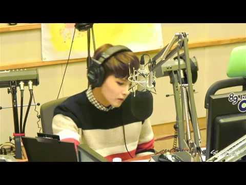 130417 Sukira - 하루하루 Live by Ryeowook