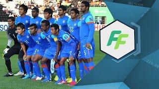 India: the 'sleeping giant of world football'