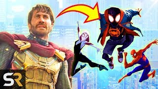 Spider-Man Theory: Far From Home's Mysterio Is From The Multiverse