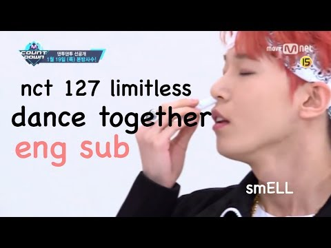 [NCT 127 - LIMITLESS] M COUNTDOWN DANCE TOGETHER (DAN2 DAN2) ENG SUB