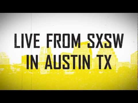 The Warner Sound captured by Nikon Live Stream from SXSW 2012: March 13-15, 2012