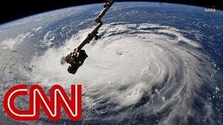 Hurricane Florence strengthens, targets East Coast