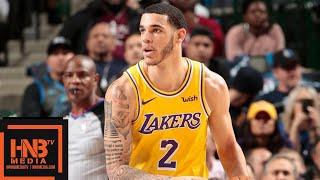 LA Lakers vs Dallas Mavericks Full Game Highlights | 01/07/2019 NBA Season