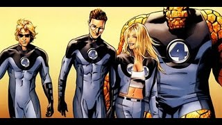 AMC Movie Talk – New FANTASTIC FOUR Movie Not Based On Comic Book?