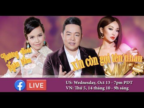 Livestream với Ngọc Hạ, Quang Lê & Như Ý | OCT 13