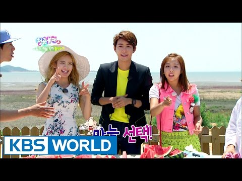 Invincible Youth 2  [HD]  | 청춘불패 2 [HD] - Ep.31: With Lee Joon(MBLAQ), Jo Kwon(2AM), Gwanghee(ZE:A)