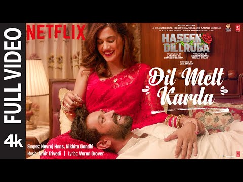 Dil Melt Karda song from Taapsee Pannu starrer Haseen Dillruba