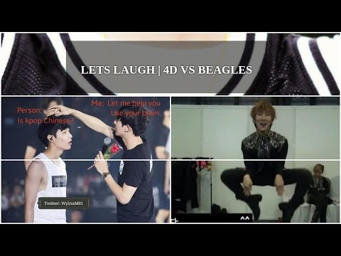 [Let's Laugh] 4D VS BEAGLE I