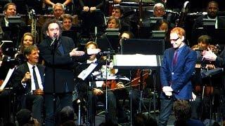 Danny Elfman's set @ Nokia Theatre L.A. Live, 10/31/2013