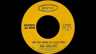 The Hollies ~ Long Cool Woman (In A Black Dress) 1972 Extended Meow Mix