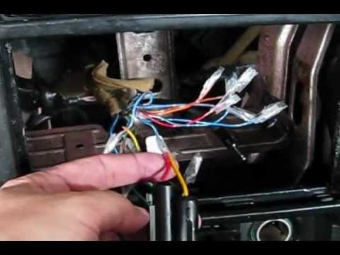 boss 612ua mazda 626 audio install guide youtube. Black Bedroom Furniture Sets. Home Design Ideas