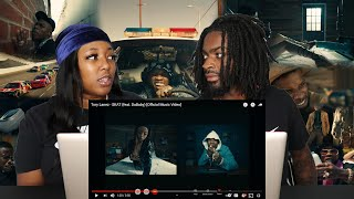 Tory Lanez - SKAT (feat. DaBaby) [Official Music Video] REACTION
