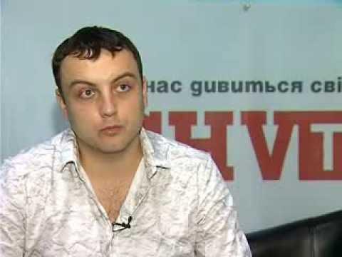 Співак Любомир Згурський у гостях інтернет каналу CHV.TV