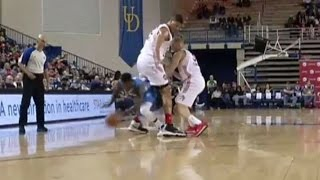 Nate Robinson Goes LITERALLY Through the Legs!