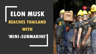 All 12 boys & their coach rescued; Elon Musk posts rescue video of Thai boys trapped in a cave