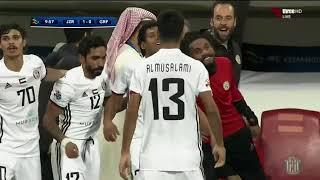 الغرافة - الجزيرة / دوري أبطال آسيا 2018- الشوط 1     -