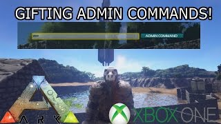 Ark survival evolved dedicated server admin commands k