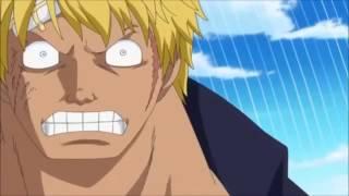 One Piece Epic Conversation between Bellamy and Doflamingo
