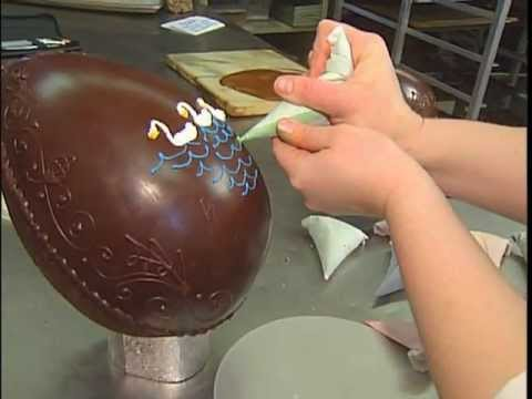 Making Giant Chocolate Easter Eggs Shaw Tv Victoria