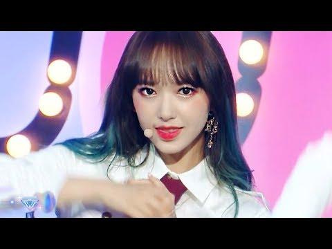 우주소녀(WJSN) - 설레는 밤+꿈꾸는 마음으로 (Comeback Stage mix/교차편집)