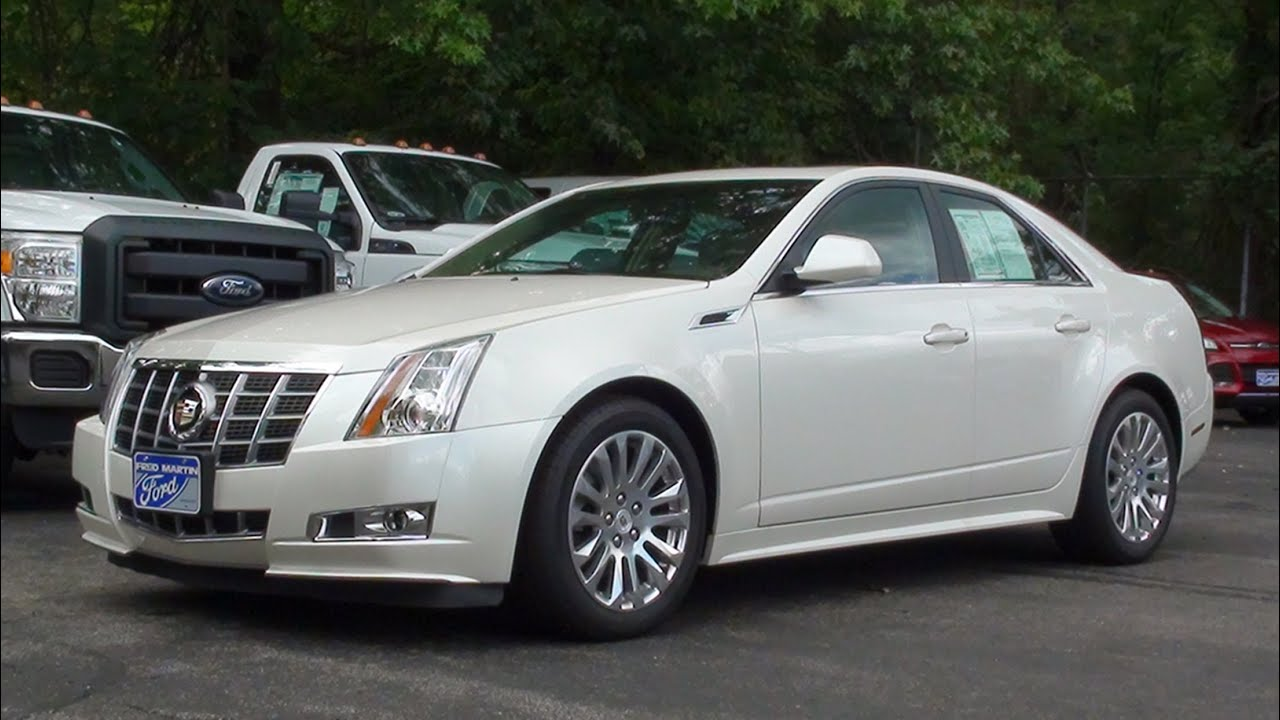 Mvs 2012 Cadillac Cts4 Performance Youtube