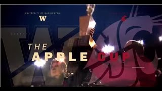 TV Spot for 2016 Apple Cup
