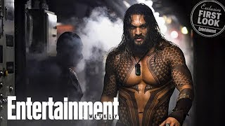 'Aquaman' First Look Reveals an Ultra-Jacked Jason Momoa | News Flash | Entertainment Weekly