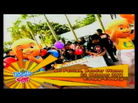 Baixar Teaser Tv3 Kids Parade & Cake Day @ Sri Pentas TV3! (22/10/2011)