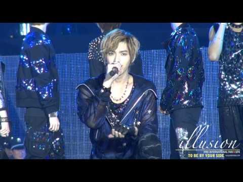 [FANCAM]121028 Kris singing