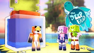 The Mystery Pranksters REVEALED - Minecraft The Deep End Ep 18