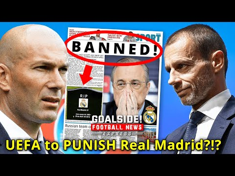 Real Madrid Kicked Out of Champions League!?
