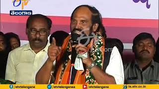 KCR deceived all communities: Uttam, Chada & Ramana..