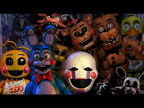 Fnaf 2 Fun Map Its About To Go Down Gmod Fnaf 2 Map Fun I Blame Dallas