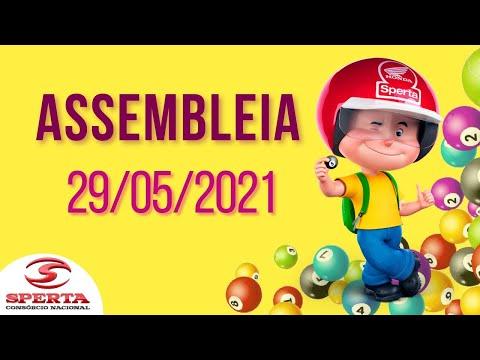 Sperta Consórcio - Assembleia - 29/05/2021