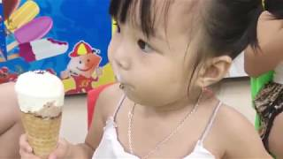 Let,s go shopping you and me Funy Baby in Toy Store  Nursery Rhymes SMB Video Youtube