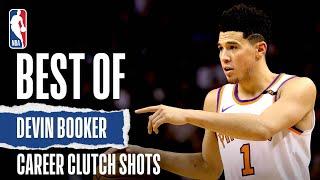 Best Of Devin Booker | Career Clutch Shots