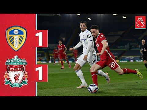 Highlights: Leeds Utd 1-1 Liverpool   Late equaliser cancels out Mane's opener